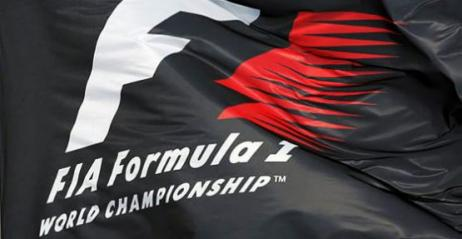 Kalendarz F1 na