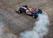 Pokaz Red Bulla w Milton Keynes