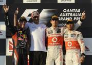 GP Australii 2012 - niedziela