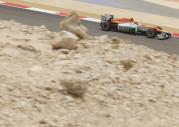 GP Bahrajnu 2012 - czwartek i piątek