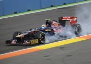 GP Europy 2012 - piątek