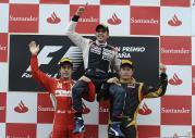 GP Hiszpanii 2012 - niedziela