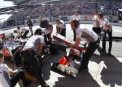 GP Hiszpanii 2012 - piątek