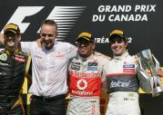 GP Kanady 2012 - niedziela
