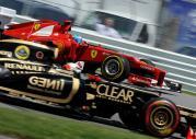 GP Kanady 2012 - sobota