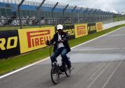 GP Wielkiej Brytanii 2012 - czwartek