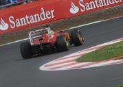 GP Wielkiej Brytanii 2012 - sobota
