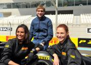 Pirelli rozpoczyna sezon 2012