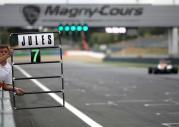 Testy F1 dla młodych kierowców 2012 - Magny-Cours