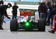 Testy F1 dla młodych kierowców 2012 - Silverstone