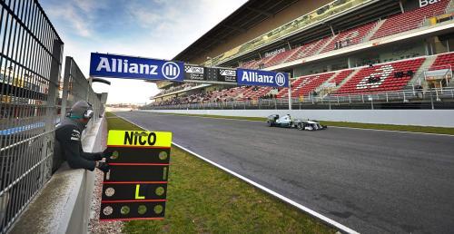 Bolidy F1 na sezon 2014 rusz� do akcji ju� w styczniu. Bliski Wsch�d gospodarzem cz�ci zimowych test�w?