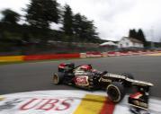 GP Belgii 2013 - wyścig