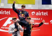 GP Indii 2013 - wyścig