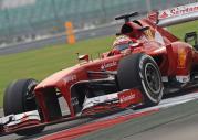 GP Indii 2013 - piątkowe treningi