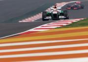GP Indii 2013 - sobotni trening i kwalifikacje