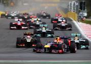 GP Korei 2013 - wyścig
