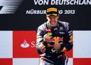 GP Niemiec 2013 - wyścig