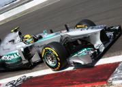 GP Niemiec 2013 - sobotni trening i kwalifikacje
