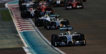 F1 rezygnuje z podw�jnych punkt�w i restart�w z miejsca na sezon 2015