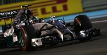W Mercedesie nie ma pe�ni szcz�cia po awarii bolidu Rosberga