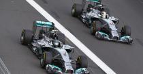 Rosberg i Hamilton zadowoleni z ograniczenia team radio w F1