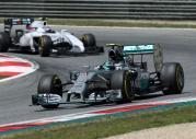 GP Austrii 2014 - wyścig