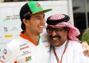 GP Bahrajnu 2014 - przygotowania