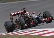 GP Chin 2014 - piątkowe treningi