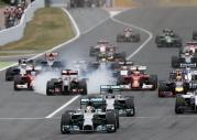 GP Hiszpanii 2014 - wyścig