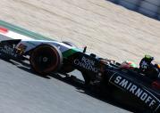 GP Hiszpanii 2014 - piątkowe treningi