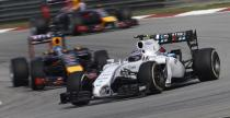 Vettel: Williams prze�cign�� Red Bulla