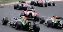F1 celowo pozbywa si� mniejszych zespo��w, m�wi Force India