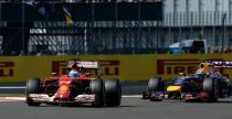 Kubica ostrzega Ferrari: Vettel nie jest tak dobry jak Alonso