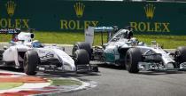 Mercedes por�wna star� i now� wersj� silnika na testach F1 w Jerez