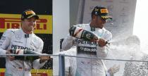 Rosberg zapowiada walk� z Hamiltonem bez zwa�ania na zesp�