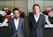 McLaren przedstawia kierowców na sezon 2015
