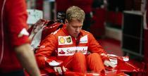 Vettel pierwszy wypr�buje nowe Ferrari