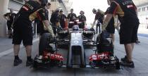 Lotus wypr�buje konwencjonalny nos w swoim bolidzie F1 na pi�tkowym treningu GP USA