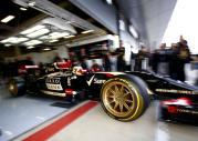 Testy F1 po GP Wielkiej Brytanii 2014