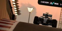 GP Abu Zabi - kwalifikacje: Rosberg o wiele za szybki dla Hamiltona, wpadka Vettela