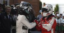 Vettel odrzuci� zaproszenie Rosberga na odpraw� Mercedesa