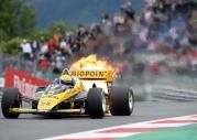 GP Austrii 2015 - parady historycznych bolidów