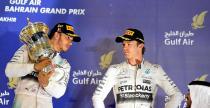 Rosberg ju� nie patrzy na strat� punktow� do Hamiltona