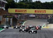 GP Brazylii 2015 - wyścig