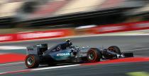 GP Wielkiej Brytanii - 2. trening: Rosberg zn�w najlepszy, trzy bolidy w �wirze