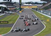GP Japonii 2015 - wyścig