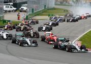 GP Kanady 2015 - wyścig