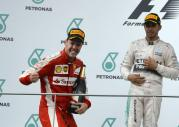 GP Malezji 2015 - wyścig