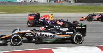 Force India ostrzega F1 przed zbyt gorliwym karaniem kierowc�w jak dawniej