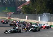 GP Meksyku 2015 - wyścig